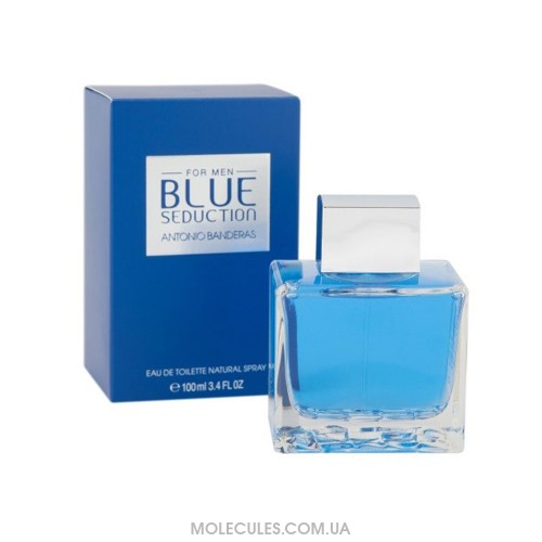 Antonio Banderas Blue Seduction Men 100 ml